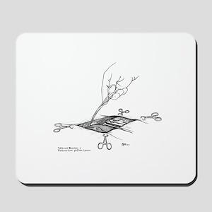Wallet Biopsy Mousepad