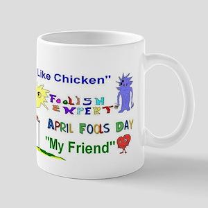 April Fools Day Friend Mug