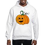 Jack o'Lantern Cutie 2 Sided Hooded Sweatshirt