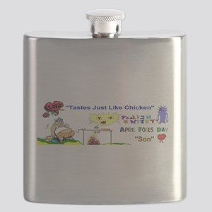 April Fools Day Son Flask