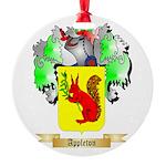 Appleton Round Ornament