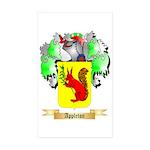 Appleton Sticker (Rectangle 50 pk)