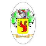 Appleton Sticker (Oval 10 pk)