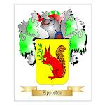Appleton Small Poster