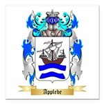 Applebe Square Car Magnet 3