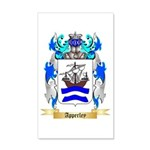 Apperley 20x12 Wall Decal