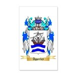 Apperley 35x21 Wall Decal