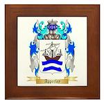 Apperley Framed Tile