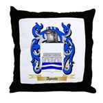 Aponte Throw Pillow