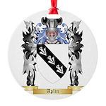 Aplin Round Ornament