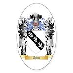 Aplin Sticker (Oval)