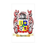 Aparicio Sticker (Rectangle 50 pk)