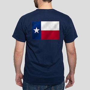 Texas State Flag Dark T-Shirt