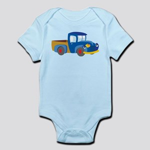 Toy Pickup Truck Body Suit