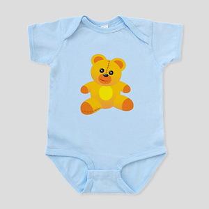 Teddy Bear Body Suit