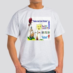 April Fools Day Husband T-Shirt