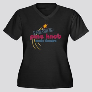 pine knob Plus Size T-Shirt
