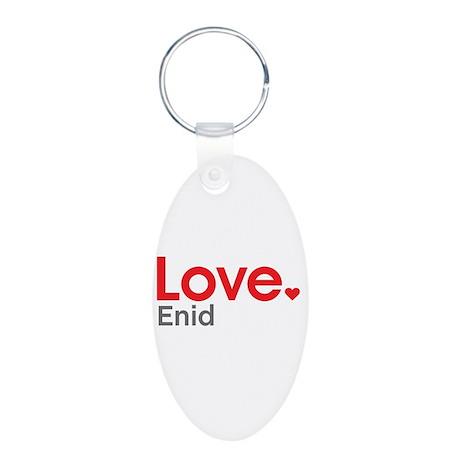 Love Enid Keychains