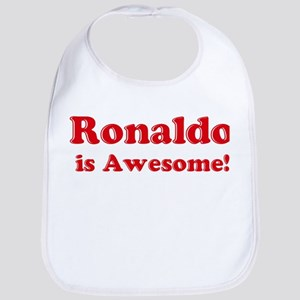 Ronaldo is Awesome Bib
