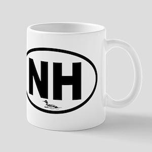 New Hampshire Loon Mug