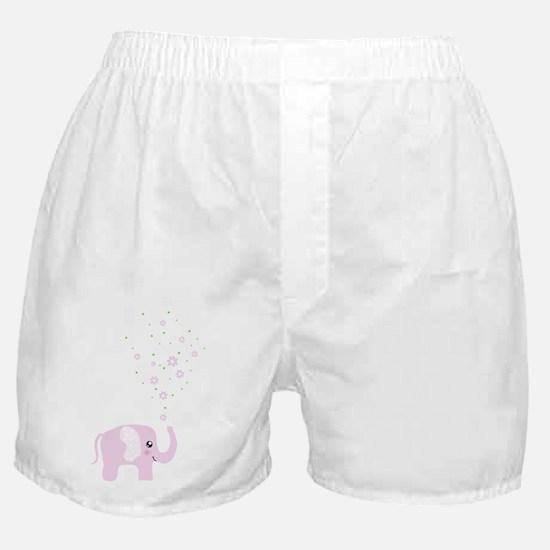 Cute elephant Boxer Shorts