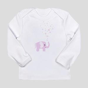 Cute elephant Long Sleeve T-Shirt