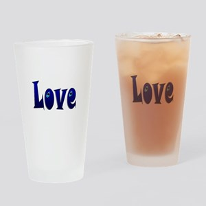 Adorable Love Drinking Glass