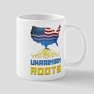 American Ukrainian Roots Mug