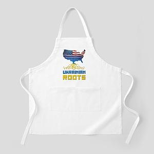 American Ukrainian Roots Apron