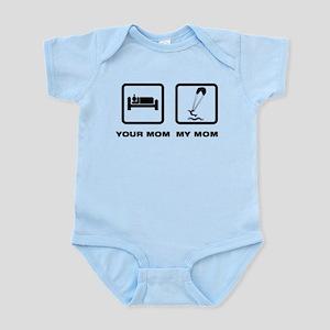 Kite Boarding Infant Bodysuit
