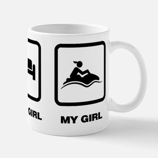 Jet Skiing Mug