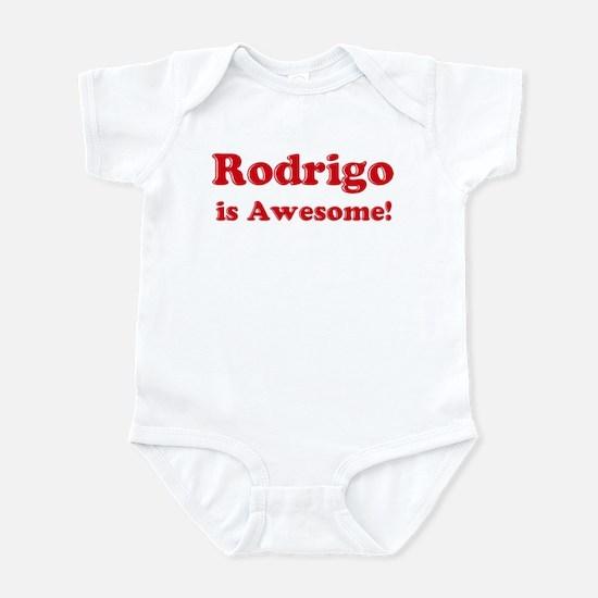 Rodrigo is Awesome Infant Bodysuit
