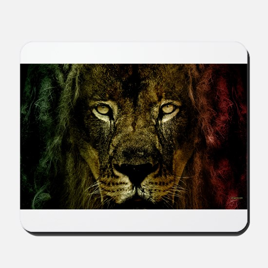 Rasta of Depth and Magnitude Mousepad