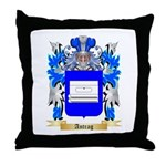 Antrag Throw Pillow