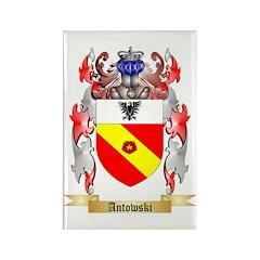 Antowski Rectangle Magnet (100 pack)