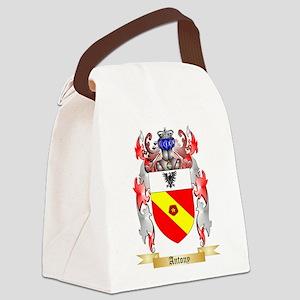 Antony Canvas Lunch Bag