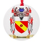 Antonsson Round Ornament