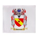 Antonsen Throw Blanket