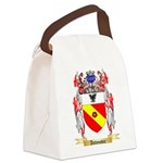 Antonovic Canvas Lunch Bag
