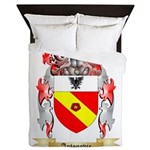 Antonovic Queen Duvet