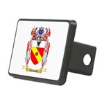 Antonovic Rectangular Hitch Cover