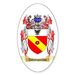 Antonopoulos Sticker (Oval 50 pk)
