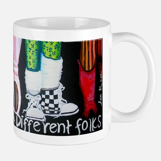 Different Strokes 4 Different Folks Mug