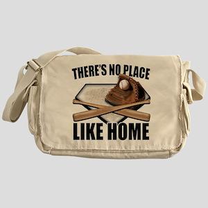 NoPlaceLikeHome copy Messenger Bag