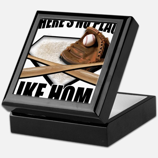 NoPlaceLikeHome copy Keepsake Box
