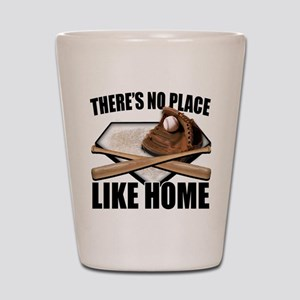 NoPlaceLikeHome copy Shot Glass