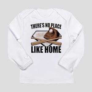 NoPlaceLikeHome copy Long Sleeve T-Shirt