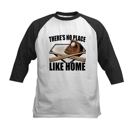NoPlaceLikeHome copy Baseball Jersey
