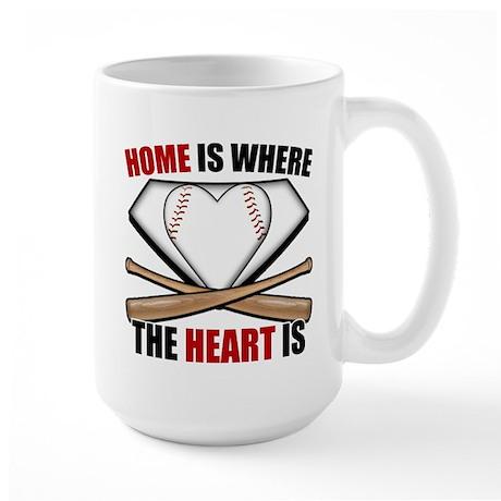 HomeWhereHeartIs copy Mug
