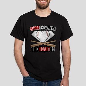 HomeWhereHeartIs copy T-Shirt